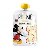 Purê de Frutas Banana e Maçã Disney - Pic-Me 90g