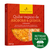 Quibe de Abobora e Quinua - Bianca Simões 210g