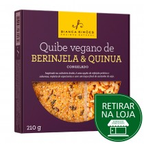 Quibe de Berinjela e Quinua - Bianca Simões 210g
