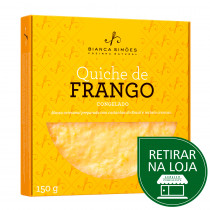 Quiche de Frango com Cúrcuma – Bianca Simões 150g