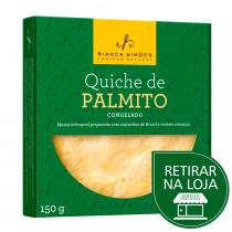 Quiche de Palmito - Bianca Simões 150g