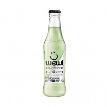 Refrigerante Natural Lemon Sour Orgânico - Wewi 255 ml