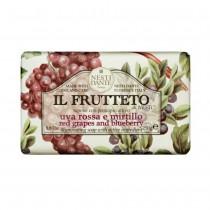 Sabonete Uva Rossa e Mirtillo - EI Frutteto - Nesti Danti 250g
