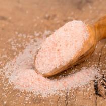 Sal do Himalaia Fino e Iodado a granel - 50g