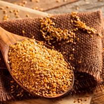 Semente de Linhaça Dourada a granel - 100g