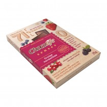 Sense 71% Frutas Vermelhas - Chocolife 25g