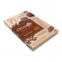 Sense Chocolate 71% Puro Cacau - Chocolife 25g