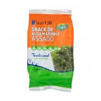 Snack Alga Marinha Assado - Seas Gift 5g