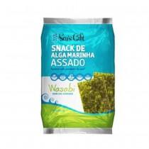 Snack Alga Wasabi - Seas Gift 5g