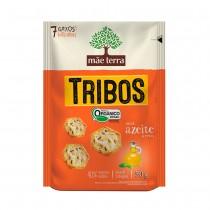 Snack Orgânico Tribos Azeite e Ervas - Mãe Terra 50g