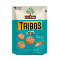 Snack Orgânico Tribos Original - Mãe Terra 50g