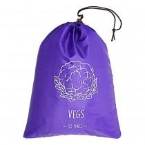 Saquinho de Nylon Conservador para Vegetais - So Bags