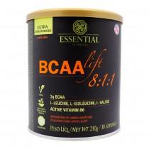 Suplemento Bcaa 8:1:1 Limão - Essential Nutrition 210g