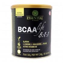 Suplemento Bcaa 8:1:1 Neutro - Essential Nutrition 210g