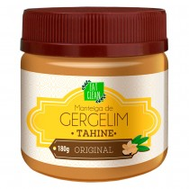 Manteiga de Gergelim Tahine Original - Eat Clean 180g