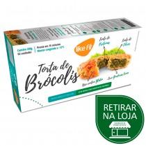 Torta de Brócolis - Like Fit 200g