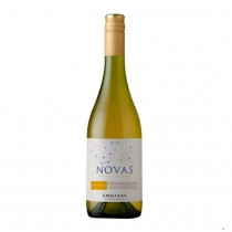Vinho Chileno Novas Branco Chardonnay - Emiliana 750ml