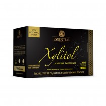 Xylitol - Essential Nutrition 50 sachês 250g