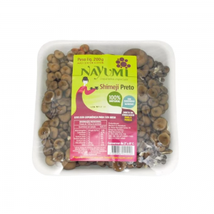 Cogumelo Shimeji Preto - Nayumi 200g