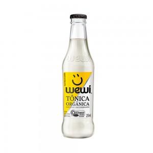 Água Tônica Orgânica - Wewi 255 ml