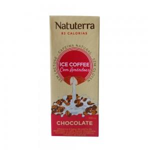 Café com Leite de Amêndoas com Chocolate - Natuterra 200ml