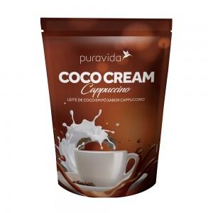 Coco Cream Cappuccino - Puravida 250g