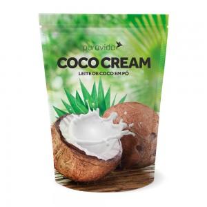 Coco Cream Leite de Coco em Pó - PuraVida 1kg