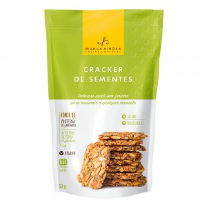 Cracker de Sementes - Bianca Simões 50g