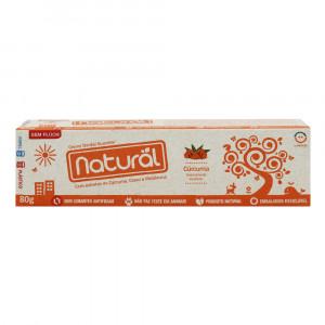 Creme Dental Natural Cúrcuma - Suavetex 80g
