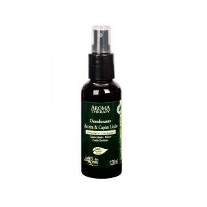 Desodorante Orgânico Alecrim e Capim Limão - Arte Dos Aromas 120ml