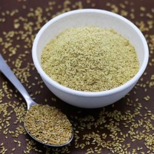 Farinha de Linhaça Dourada a granel - 100g