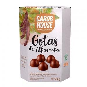 Gotas de Alfarroba - Carob House 80g