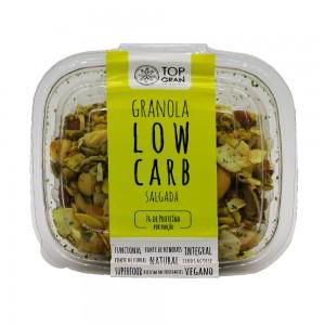 Granola Low Carb Salgada - Top Gran 210g