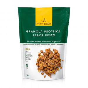Granola Proteica Sabor Pesto - Bianca Simões 150g