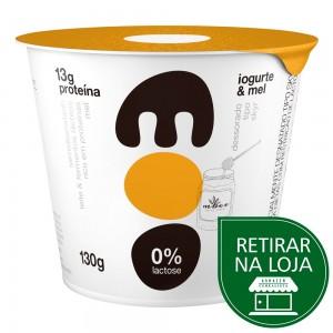Iogurte com Mel Zero Lactose - Moo 130g