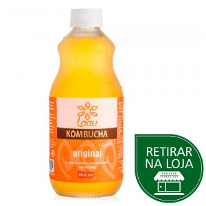 Kombucha Original - Laau 500mL