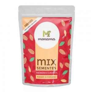 Mix de Sementes Tomate e Orégano - Monama 30g
