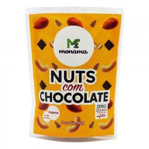 Nuts de Chocolate - Monama 40g