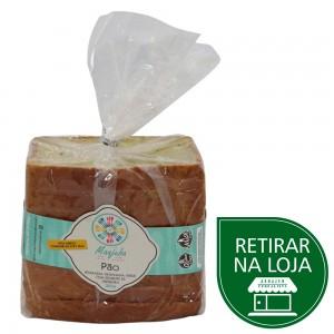 Pão de Biomassa de Banana Verde - Cucina di Manjuba 300g