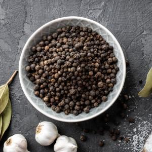 Pimenta Preta em Grãos a granel - 50g