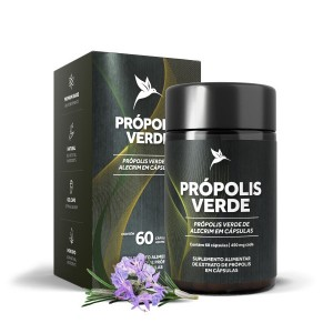 Propolis Verde - Puravida 60 caps