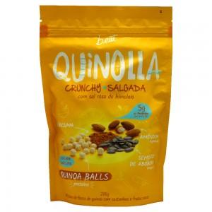 Quinolla Crunchy Salgada - B.eat 200g