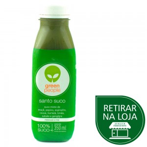Santo Suco - Green People 350ml