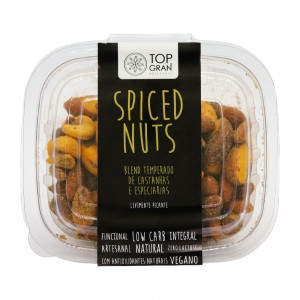 Spiced Nuts - Top Gran 230g