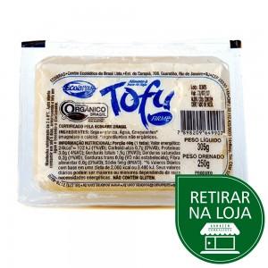 Tofu Firme Orgânico - Ecobras 250g