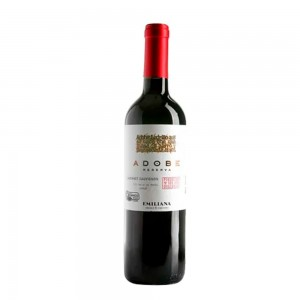 Vinho Chileno Adobe Tinto Cabernet Sauvignon - Emiliana 750ml