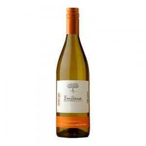 Vinho Chileno Branco Varietal Chardonnay - Emiliana 750ml